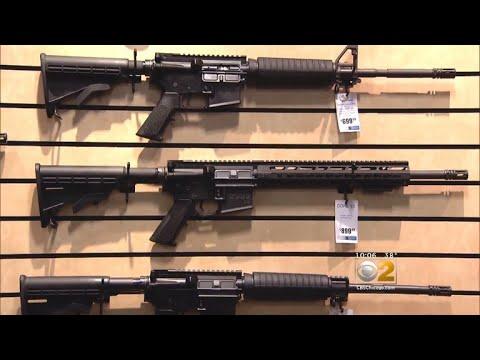 Deerfield, Illinois bans assault rifles