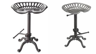 Unique Tractor Seat Bar Stools