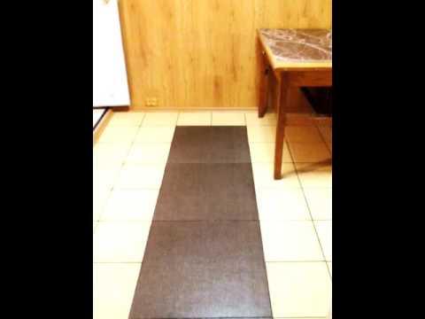 Сауна+душ в кухне
