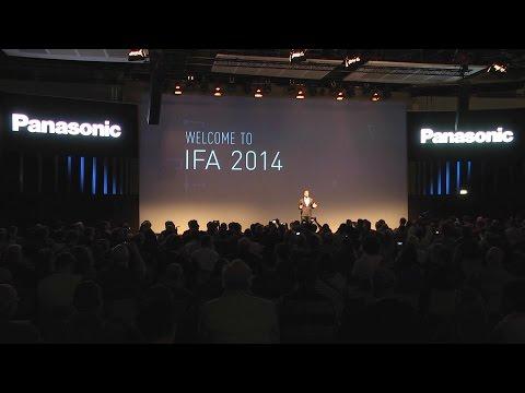 Panasonic 2014 - Full Press Conference #PanasonicIFA