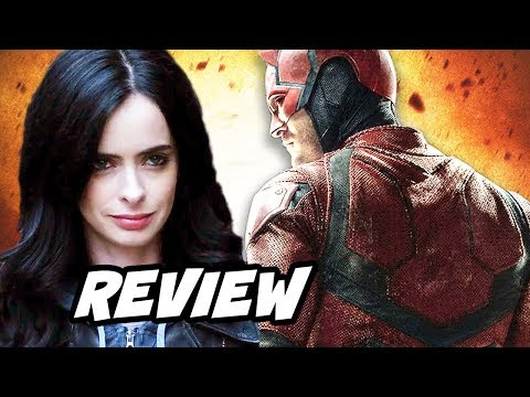Jessica Jones Season 2 Review NO SPOILERS and Daredevil Season 3