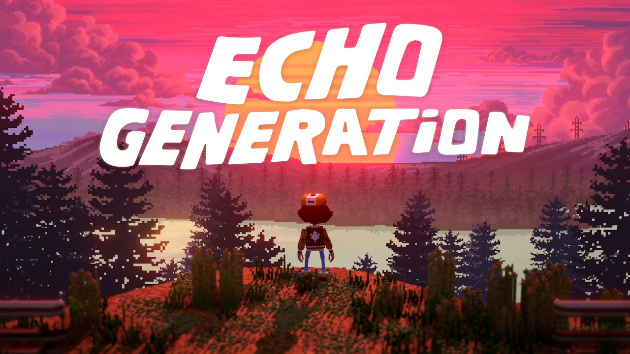 Echo Generation - Official Reveal Trailer