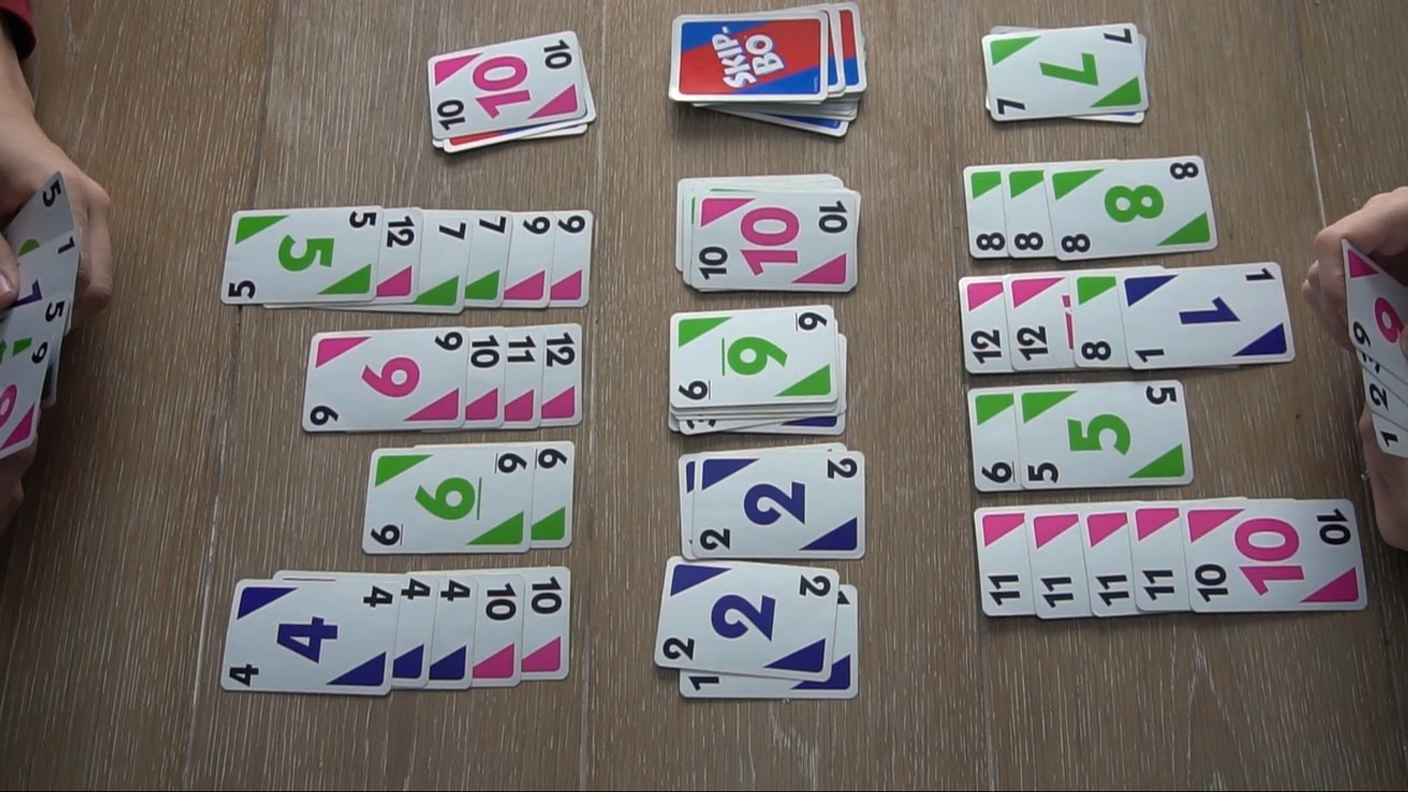 image about Printable Rules for Hand and Foot Card Game titled How In direction of Engage in Miss Bo! With True Gameplay