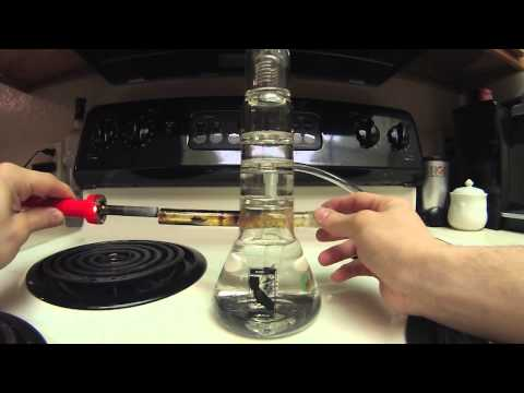 how to make shatter wax without butane