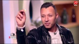 أسعد الله مساءكم | النجم أحمد فهمي فى تحدى أبو حفيظة في لعبة الدارتس