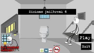 Stickman jailbreak 6 gameplay