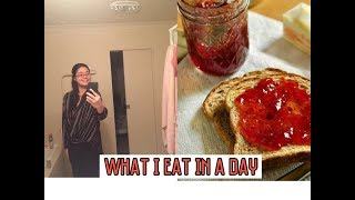 WHAT I EAT IN A DAY Part 1| Winter Edition| Sheree Chinn