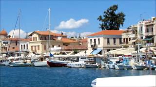 Aegina Island, Greece HD