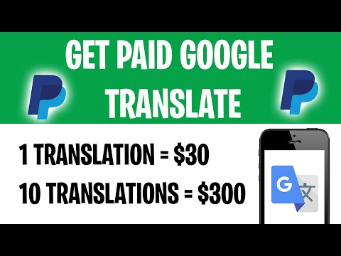 Earn $30 EVERY 30 SECONDS From GOOGLE TRANSLATE (Make Money Online) - Ryan Hildreth