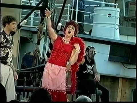 PIRATES OF PENZANCE    Ruth and The Major General