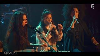 Alcaline, le Concert : Yael Naim ft. Ibeyi - Ima en live