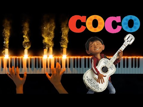 Remember Me (Coco) - Piano Sheet Music