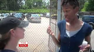 The Talk - Tornado Relief with Nicole Remini