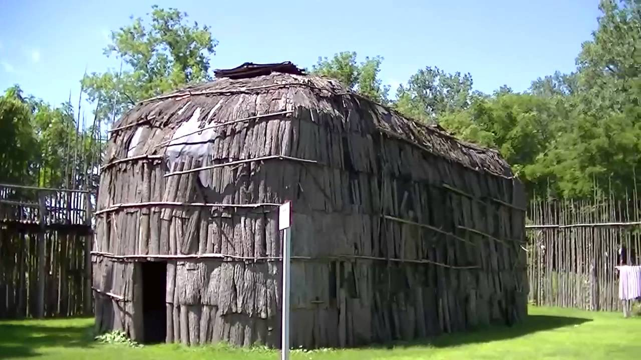 Walk Through A Longhouse Compound Youtube