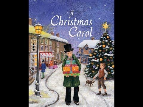A Christmas Carol - Scrooge - Children's Version - Bedtime ...