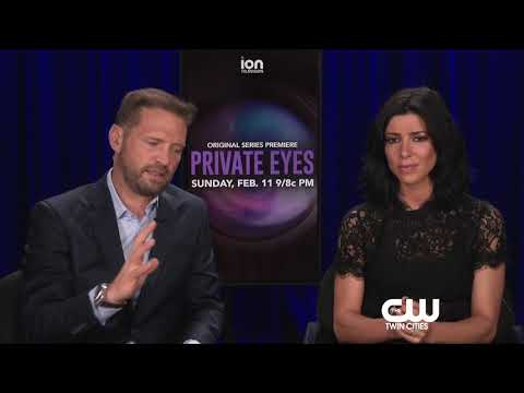 Jon Foss interviews Jason Priestley & Cindy Sampson