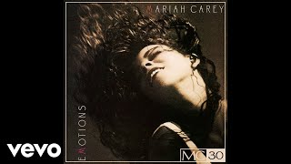Mariah Carey - Emotions (Special Motion Edit - Official Audio)