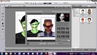 Crazy Talk 6 Tutorial Deutsch Anfänger, 2 Darsteller gleichzeitig Animieren