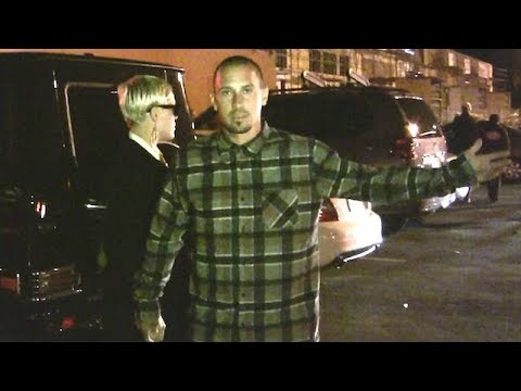 Pink's Hubby Carey Hart Angered By Photographers At The ArcLight [2010]