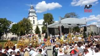 kazanie bpa Białogłowskiego - mieleckie dożynki wojewódzkie