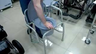 Кресла-туалеты в ассортименте