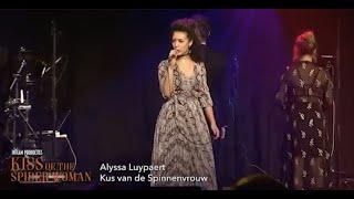 Kus van de Spinnenvrouw - Alyssa Luypaert