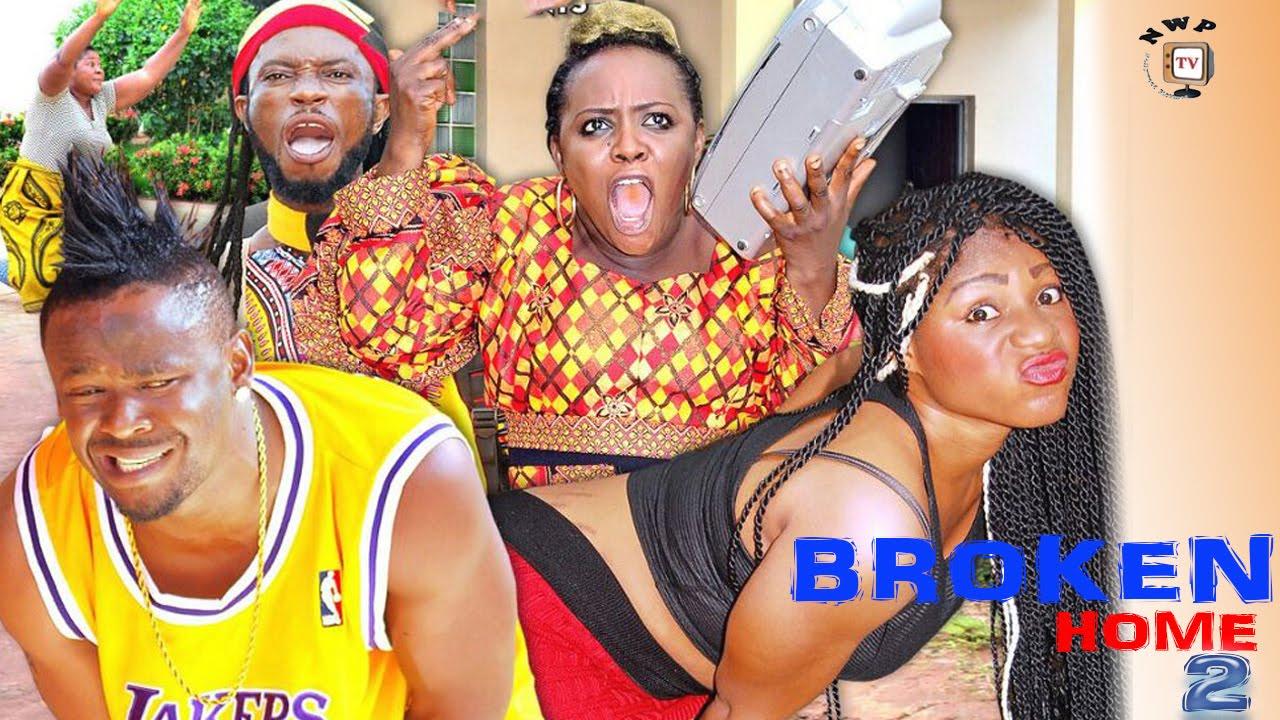 Download Broken Home Season 2    - Latest 2016 Nigerian Nollywood Movie
