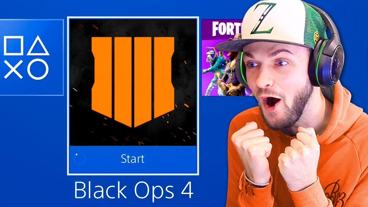Black Ops 4... Ali-A RETURNS!