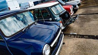 BRITISH CLASSIC CAR GRAVEYARD