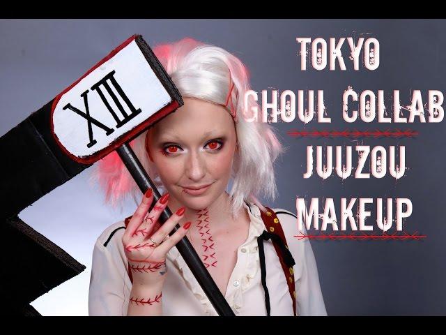 Tokyo Ghoul Collab- Juuzou Makeup Tutorial