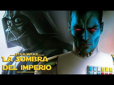 Por Qué Palpatine Le Ordenó a Darth Vader y Thrawn Que Trabajaran Juntos – Star Wars Canon Actual