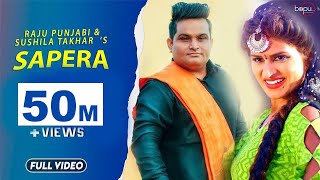 SAPERA/NEW HARYANVI SONGS HARYANVI 2020/RAJU PUNJABI/HIMANSHI GOSWAMI/NEW HARYANVI SONGS/BapuRecords