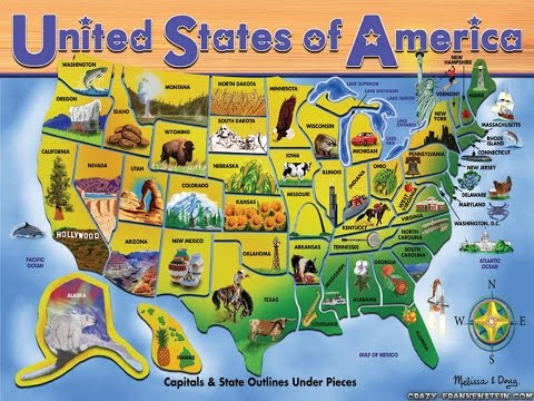 WHICH U.S. STATE SHOULD YOU LIVE IN? [US State Nickname General Knowledge Trivia Questions]