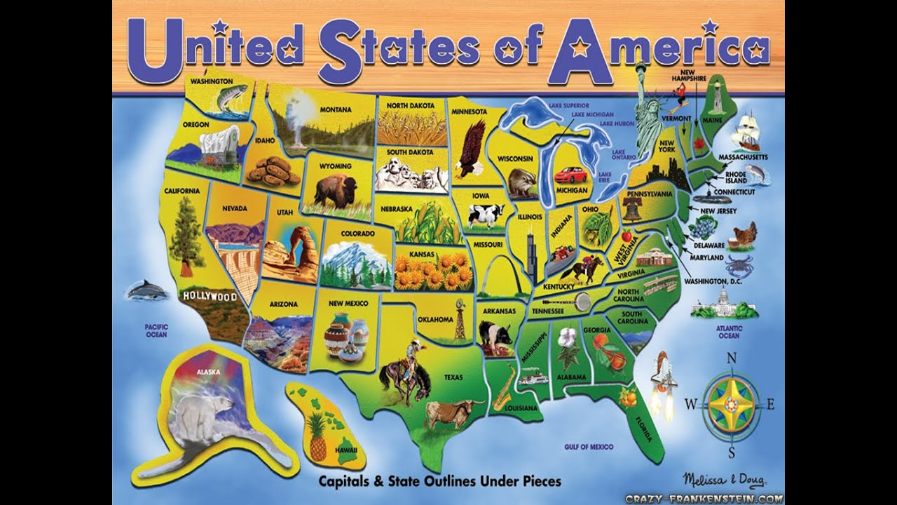 WHICH U S STATE SHOULD YOU LIVE IN US State Nickname