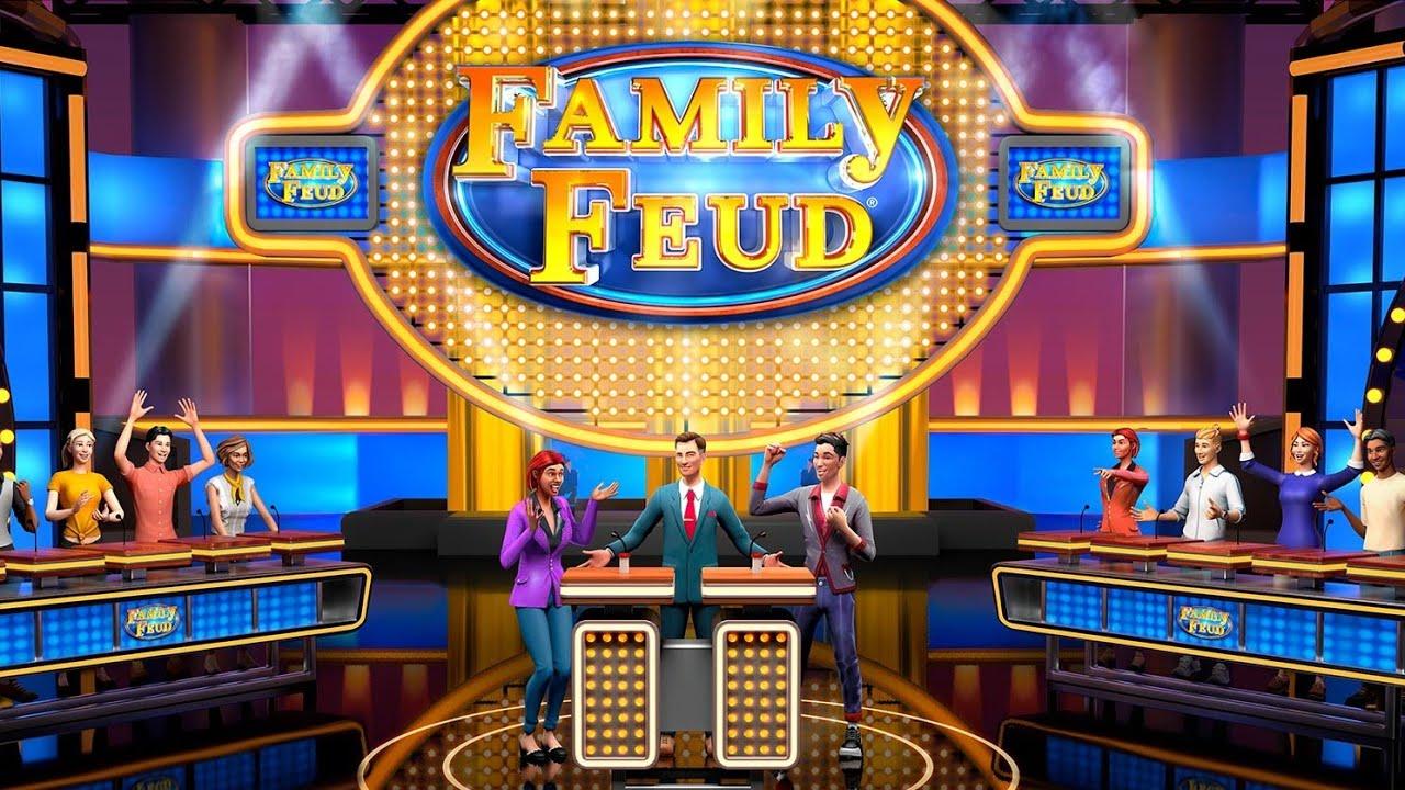 Family Feud w/Steven Spohn, Jon Risinger, Guy, Ky