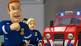 Sam el Bombero en Espanol -  ¡Vamos al camión de bomberos! 🔥 NUEVOS episodios | Capitulos Completos