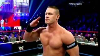 WWE Tribute to the Troops feat. Nickelback 2011 (We Stand Together)