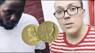 Kendrick Lamar Wins the Pulitzer Music Prize!