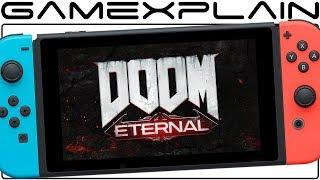 Doom Eternal Coming to Nintendo Switch!