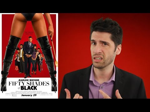 Fifty Shades of Black  movie review