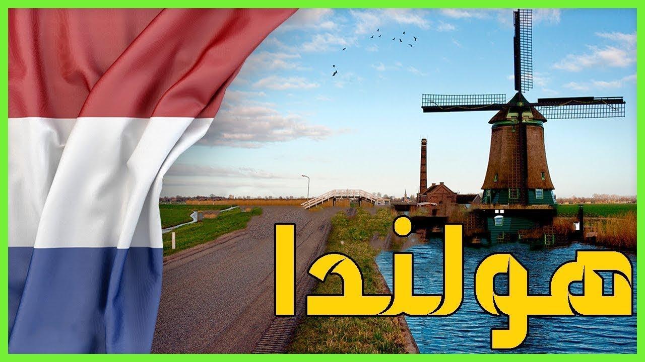 رسميا… الدولة الهولندية تغير إسمها