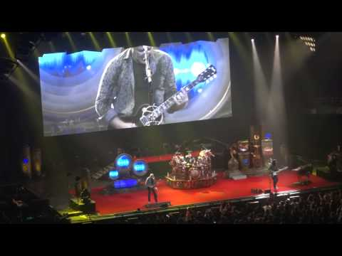 "Rush - ""YYZ"" and ""The Spirit of Radio"" (Live in Anaheim 11-17-12)"