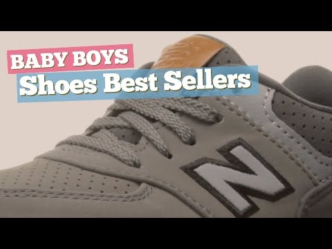 Shoes Best Sellers Collection // Baby Boys