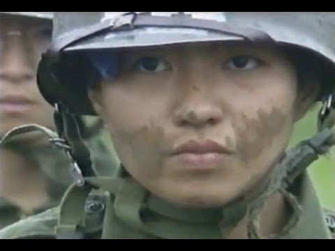 女性自衛官 SP 1/4  WAC  Woman's Army Corps