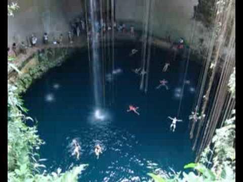 Mexico Yucatan Campeche Merida Valladolid Cancun Youtube