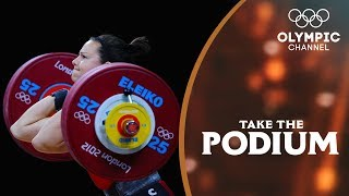 Receiving a gold medal after doping cheats are caught - Ep 1 ft. Christine Girard | Take The Podium