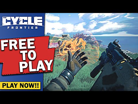 The Cycle Frontier NEW FREE TO PLAY MULTIPLAYER PC GAME 😱 Play Now!! thumbnail