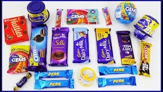 Lots Of New Candies Chocolates With Cadbury Dairy Milk Marvellous Creation Lickables Gems