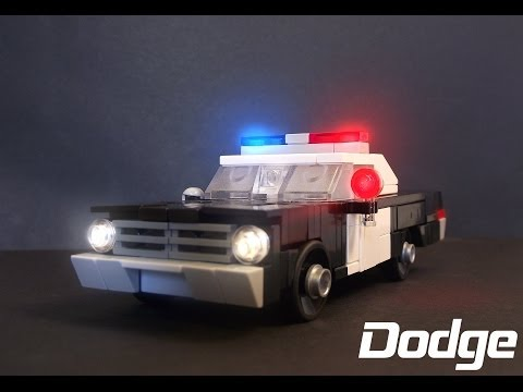 Minifig Rides Lego Car Show Drag Race Military And