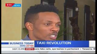 TAXI REVOLUTION: Commuters now have more options
